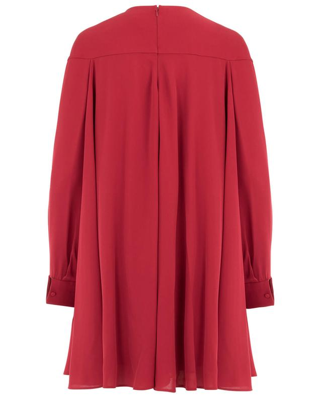 Kurzes Kleid aus Seide VALENTINO