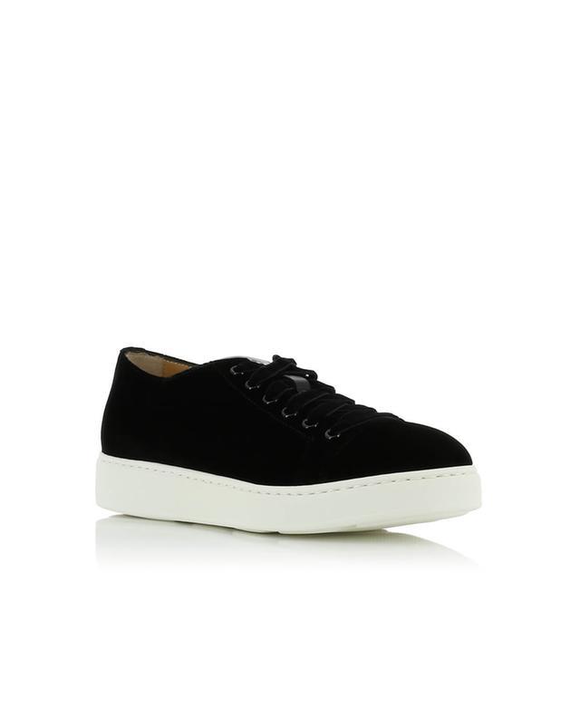Sneakers aus Samt SANTONI