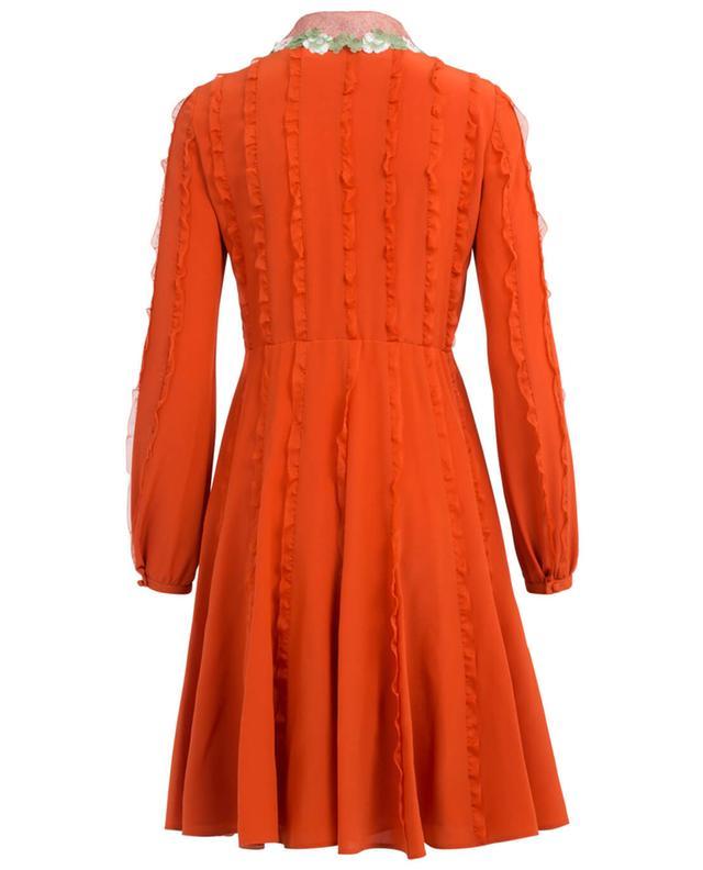 Kleid aus Seide VALENTINO