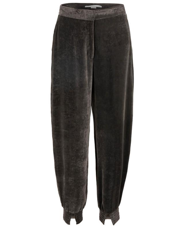 Viscose and silk trousers STELLA MCCARTNEY