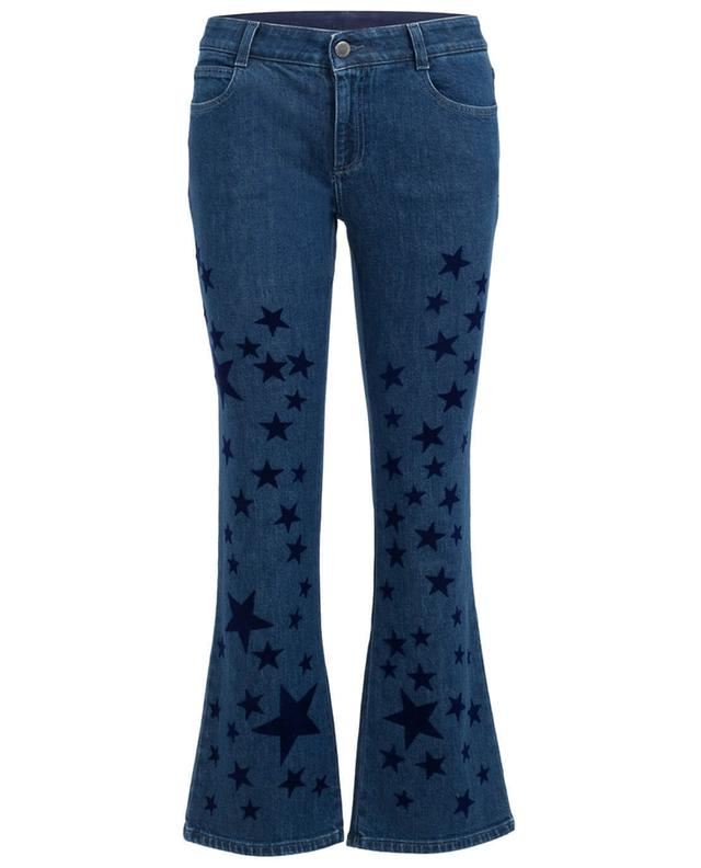 Bedruckte Jeans Kick Star STELLA MCCARTNEY