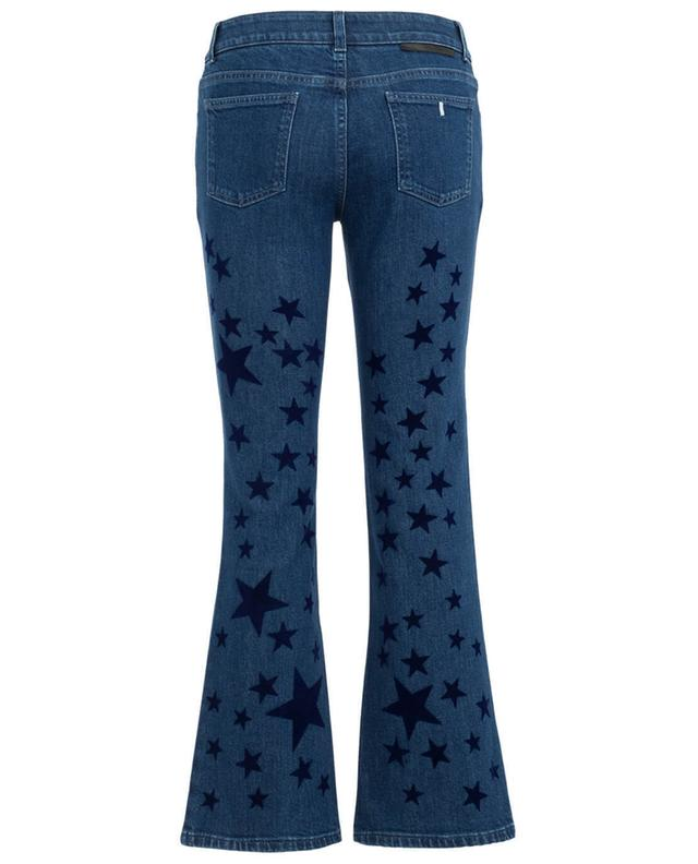Bedruckte Jeans Kick Star STELLA MCCARTNEY