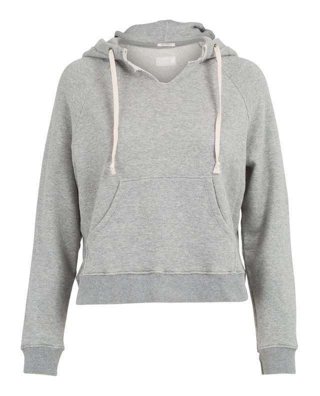 Kapuzen-Sweatshirt aus Baumwolle The Square MOTHER