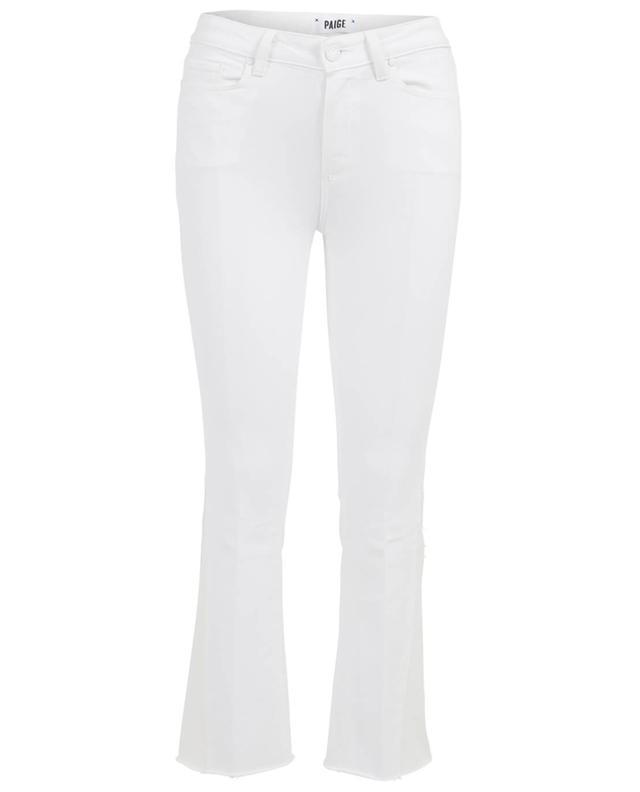 Gekürzte Slim-Fit Jeans Colette PAIGE