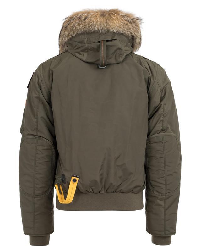 Gobi bomber jacket with fur PARAJUMPERS