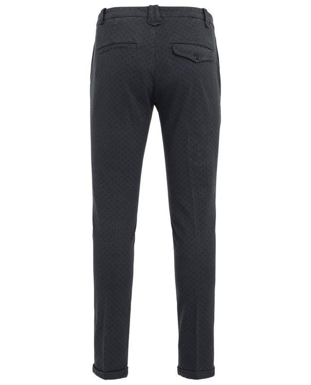 Gaucho cotton blend chino trousers DONDUP