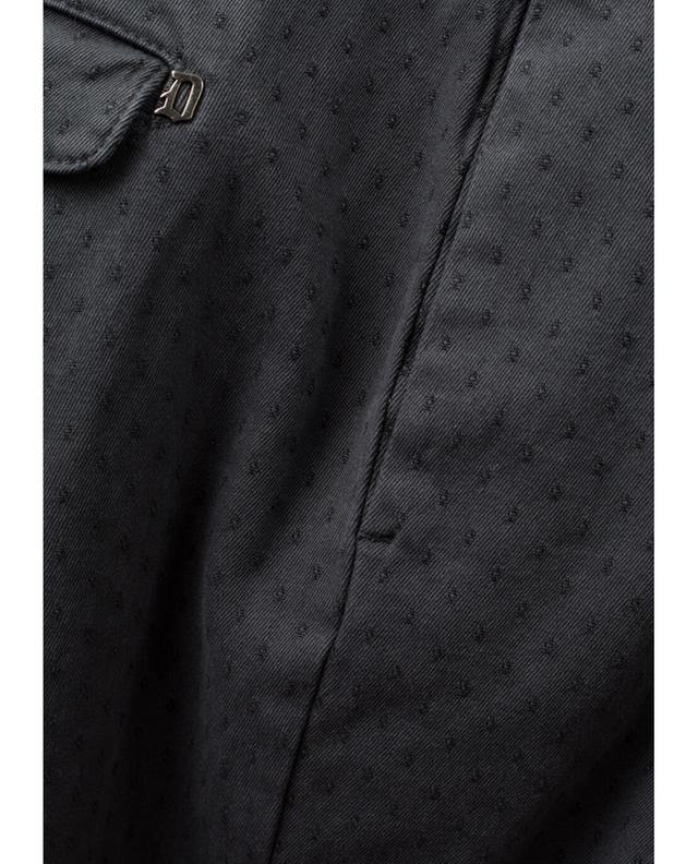 Pantalon chino en coton mélangé Gaucho DONDUP