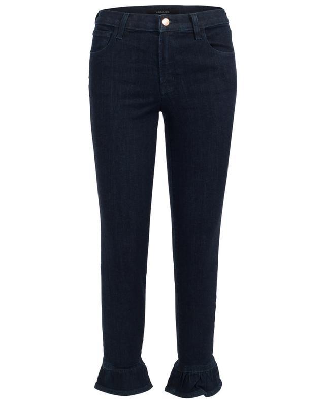 Gekürzte Jeans mit hoher Taille Ruby J BRAND