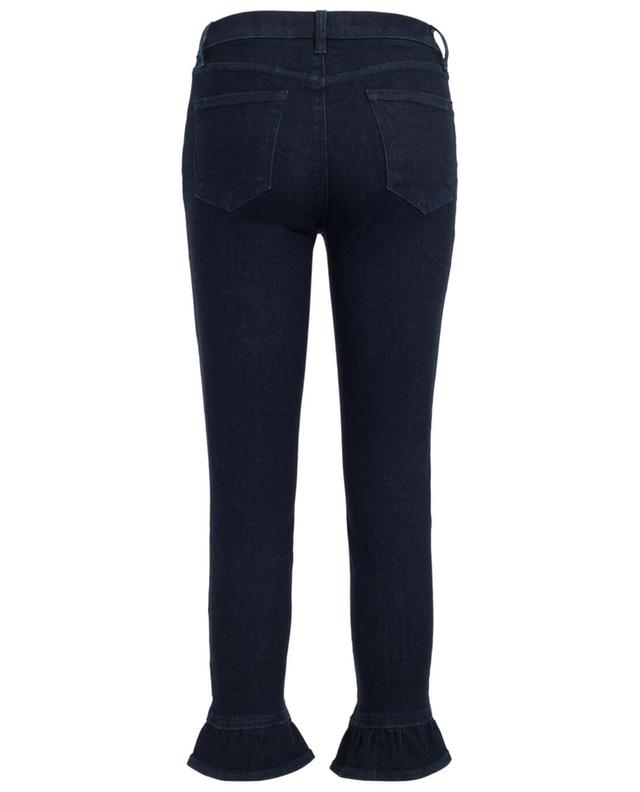 Ruby high waisted cropped jeans J BRAND