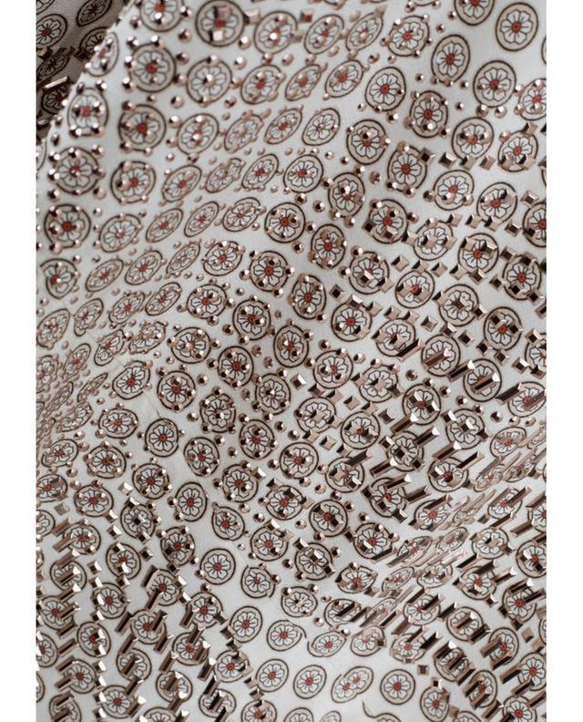 Printed silk dress STELLA MCCARTNEY