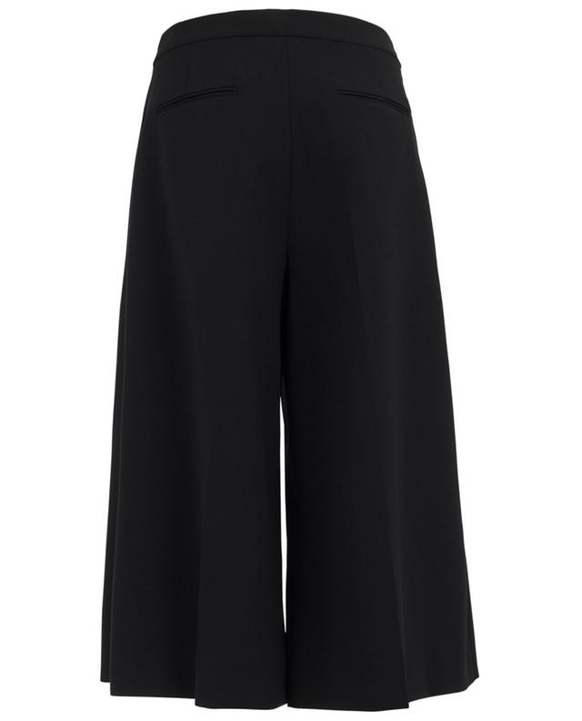Pantalon large en laine mélangée STELLA MCCARTNEY