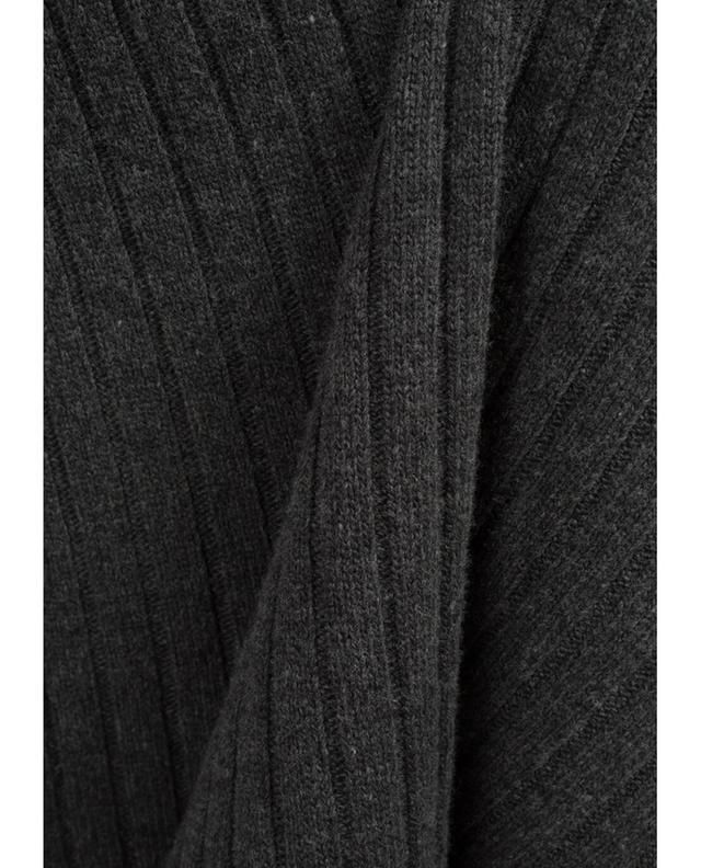 Long knitted virgin wool skirt STELLA MCCARTNEY
