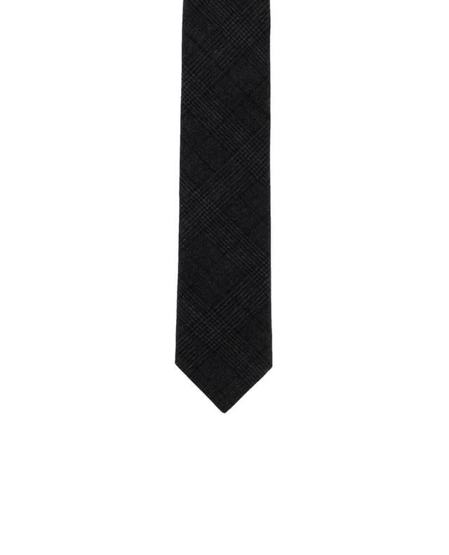 Chequered tie ELEVENTY