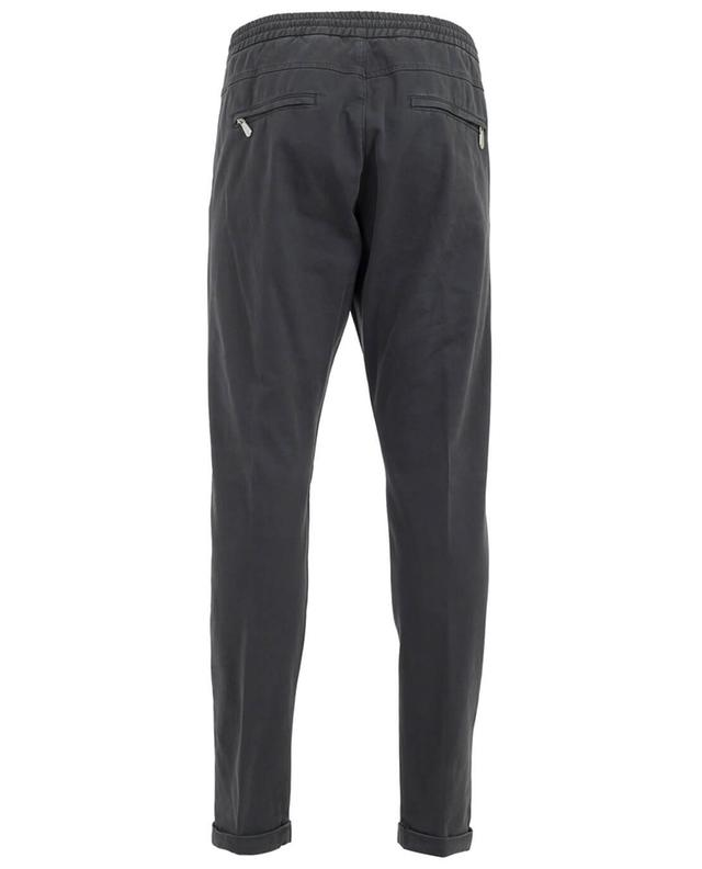 Tapered leg chino trousers ELEVENTY