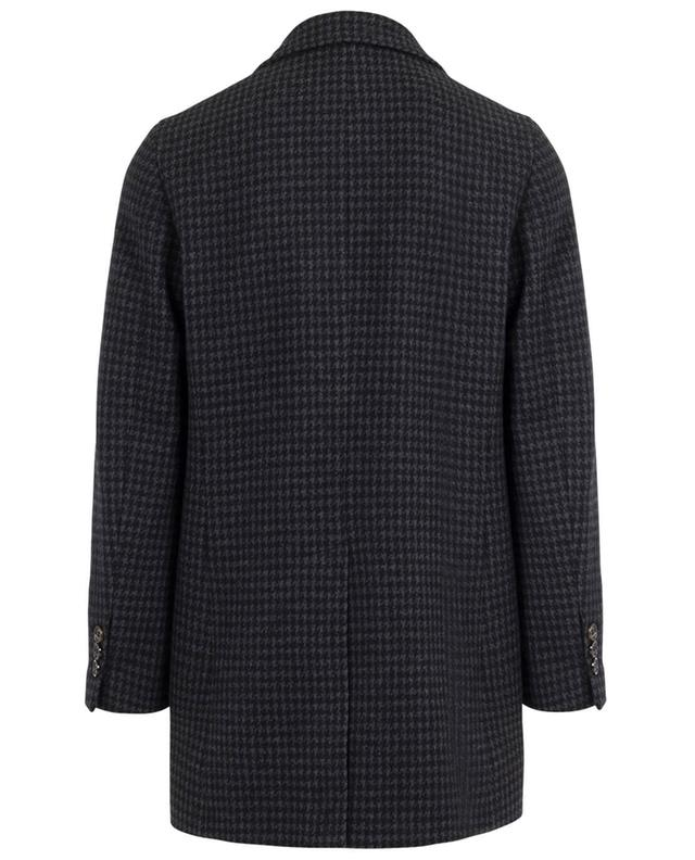 Manteau en laine vierge mélangée ELEVENTY