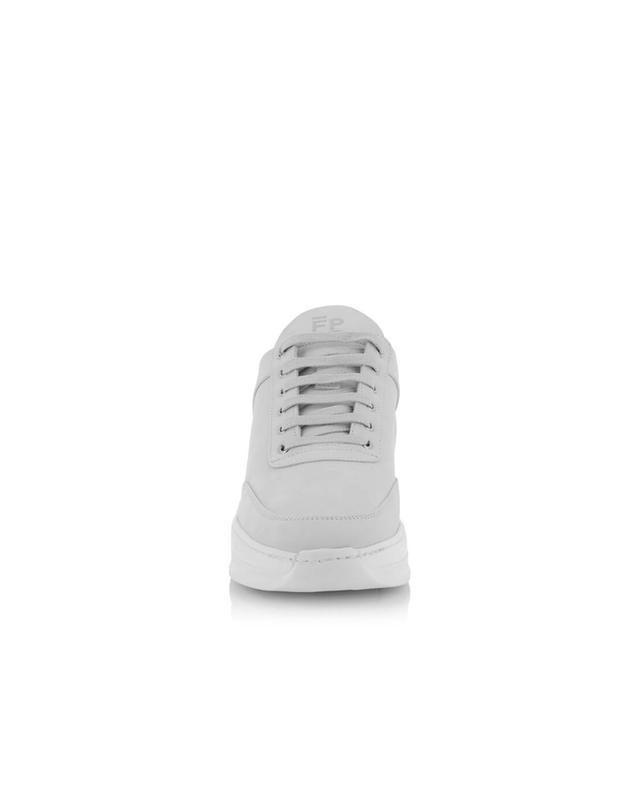Sneakers aus Leder Low Top Heel Cap FILLING PIECES