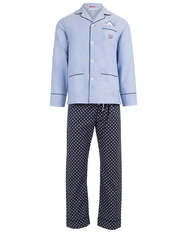 Pyjama en coton MAISON MARCY