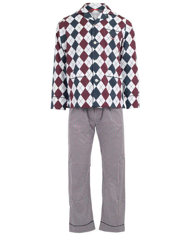 Pyjama aus Baumwolle MAISON MARCY