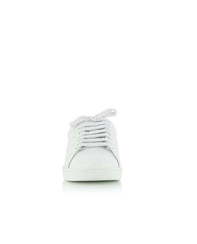 Baskets en cuir SL/01 Lips Sneaker SAINT LAURENT PARIS