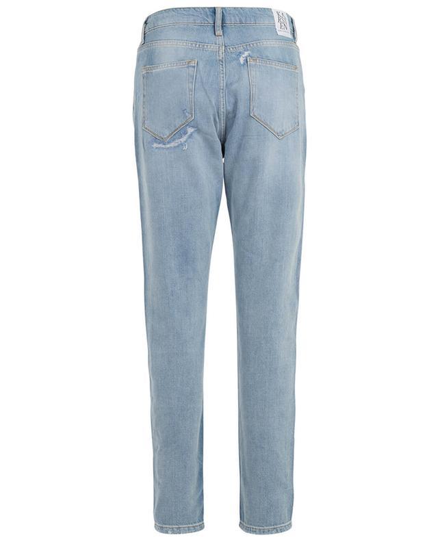 Jeans mit mittelhohem Bund Boyfriend Silver Stars ZOE KARSSEN