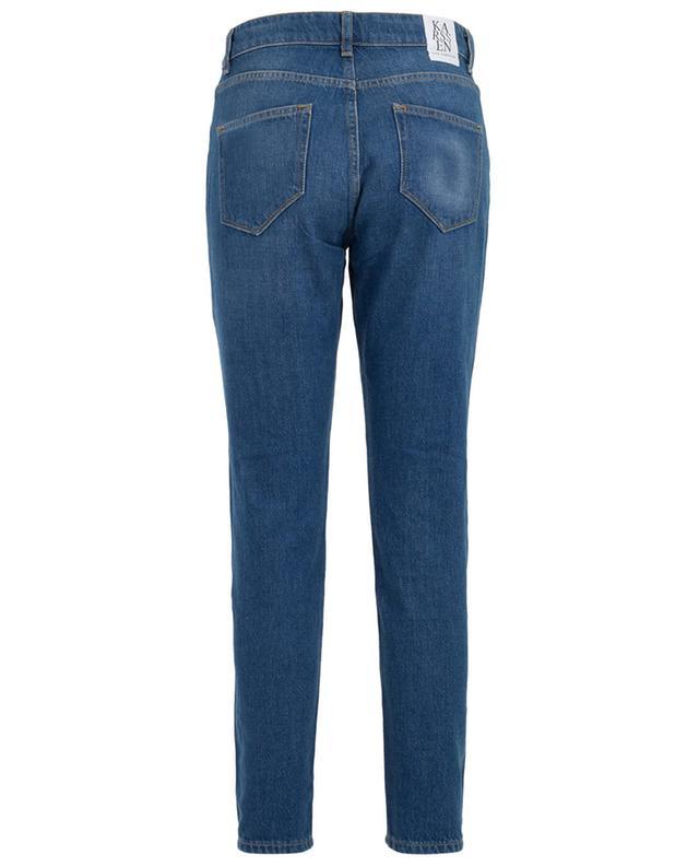 Jeans mit mittelhohem Bund Boyfriend Roses ZOE KARSSEN