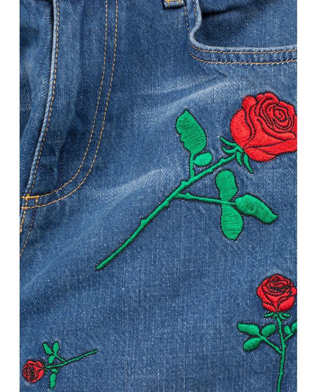Jean taille mi-haute Boyfriend Roses ZOE KARSSEN
