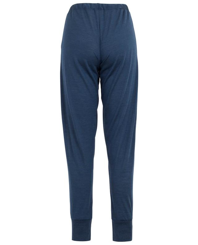 Wool and silk pyjama trousers ZIMMERLI