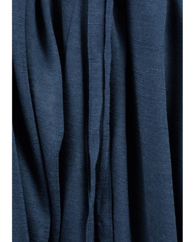 Pantalon de pyjama en laine et soie ZIMMERLI