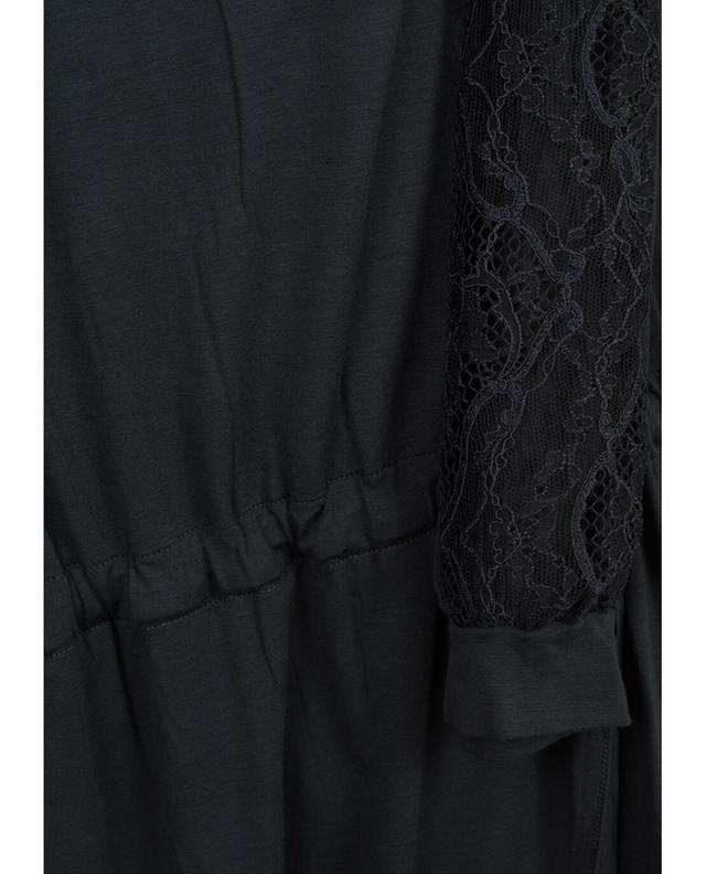 Nachthemd aus Modal- und Seidenmix ZIMMERLI
