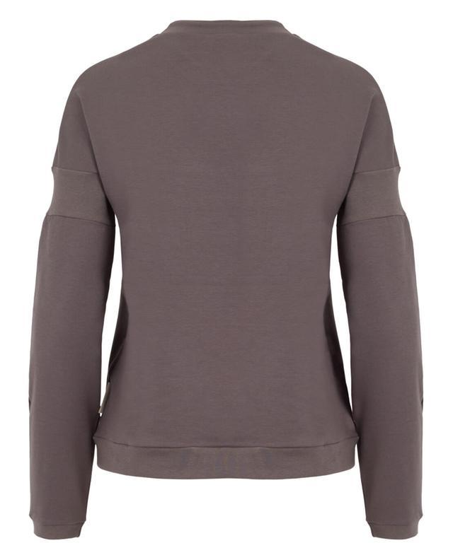 Sweat-shirt en coton mélangé ZIMMERLI