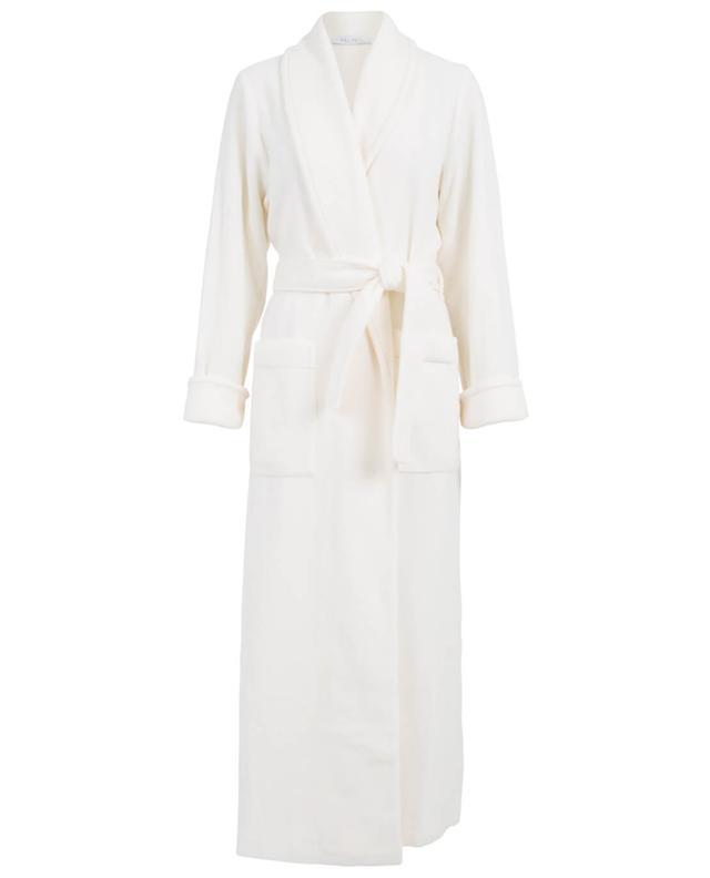 PLUTO Ruth Dressing gown WHITE A38736 - BONGENIE GRIEDER