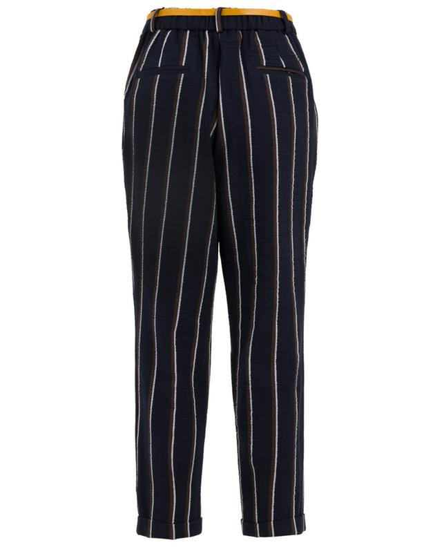 Pantalon en coton Zoa TOUPY