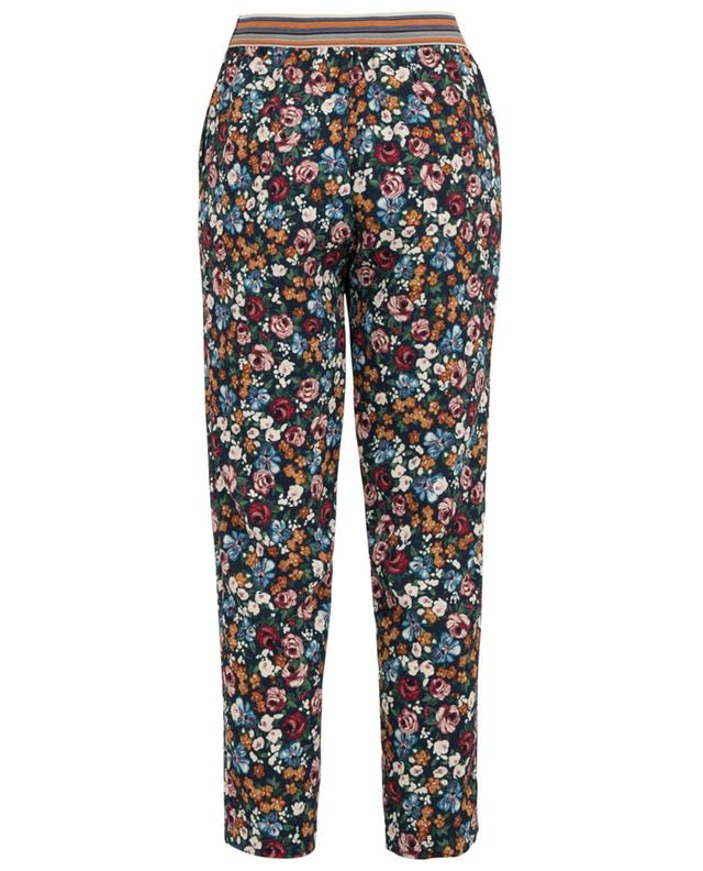 Pantalon imprimé droit Gloss TOUPY