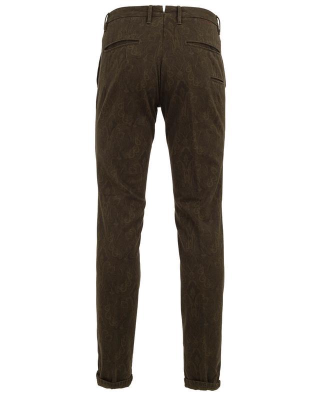 Hose aus Baumwolle INCOTEX