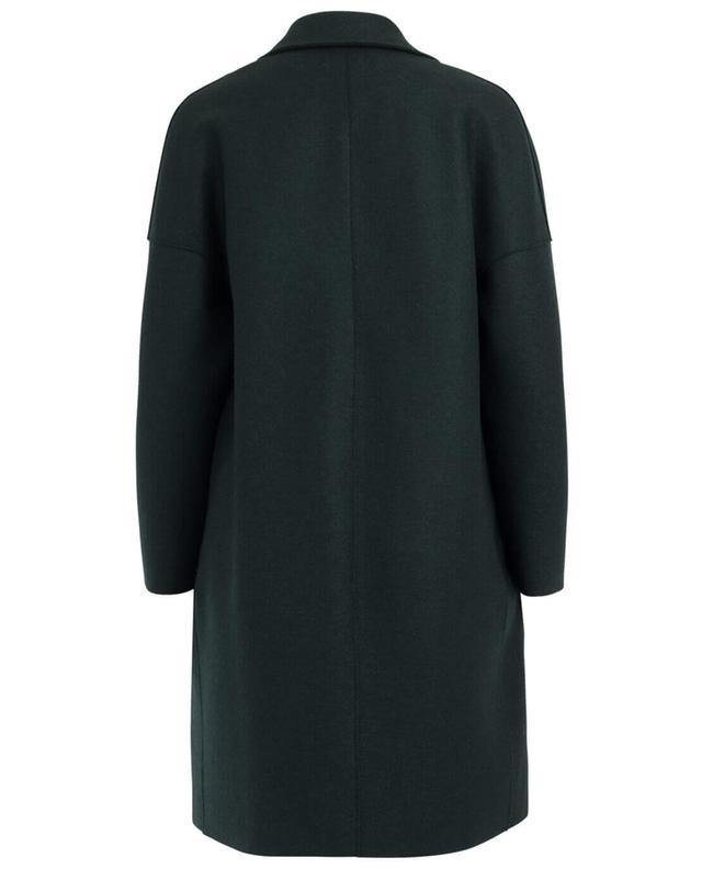 Oversize virgin wool coat HARRIS WHARF