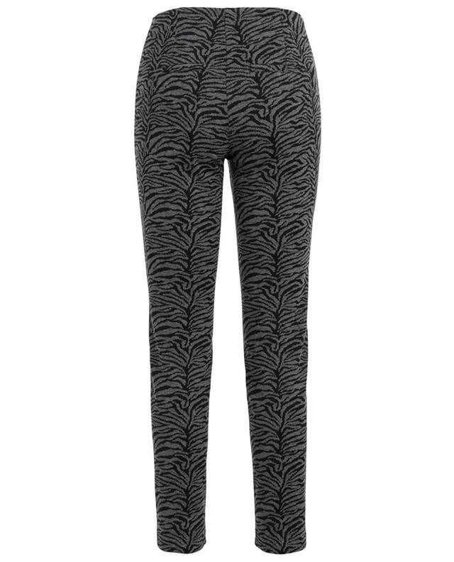 Pantalon en coton stretch Ros CAMBIO