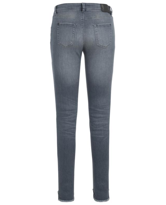 Sinty Cut Out slim fit jeans RAFFAELLO ROSSI