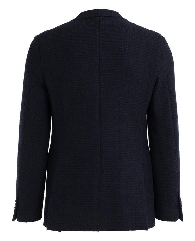 Strukturierter Blazer aus Wolle ATELIER BG