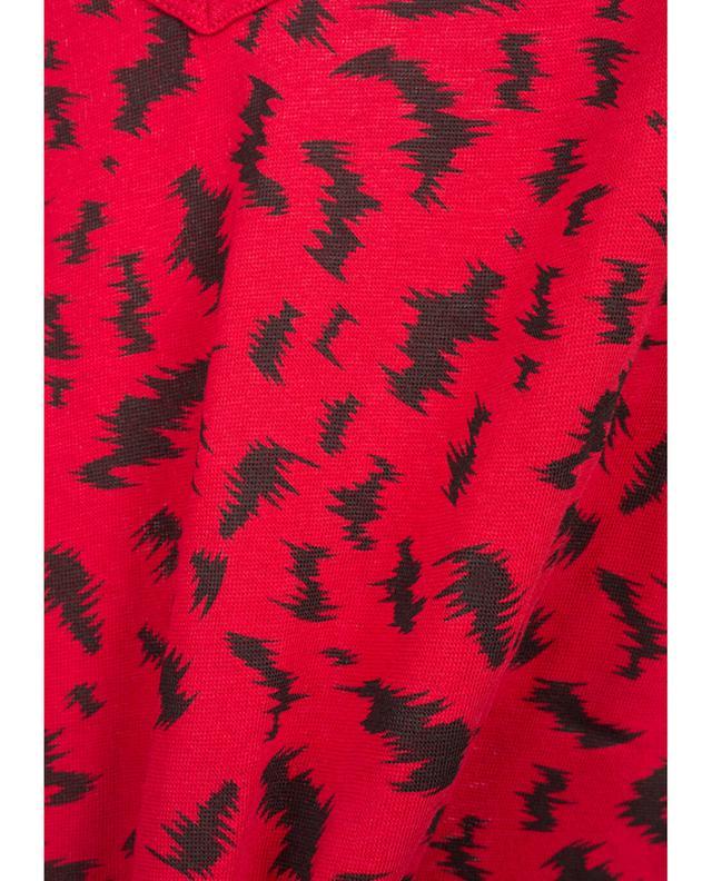 T-shirt imprimé en coton et modal ZOE KARSSEN