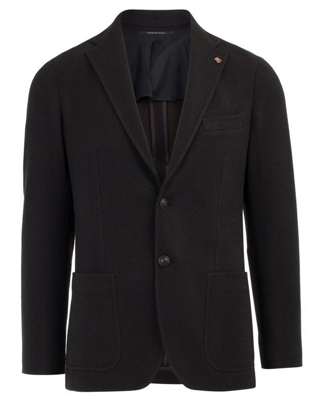 Virgin wool blend blazer TAGLIATORE
