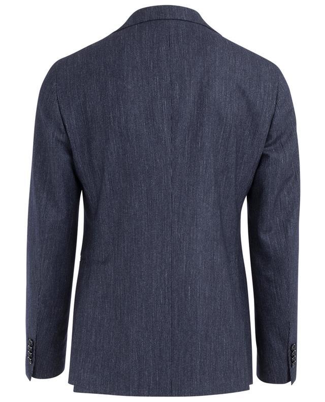 Anzug aus Wolle, Seide und Leinen TAGLIATORE