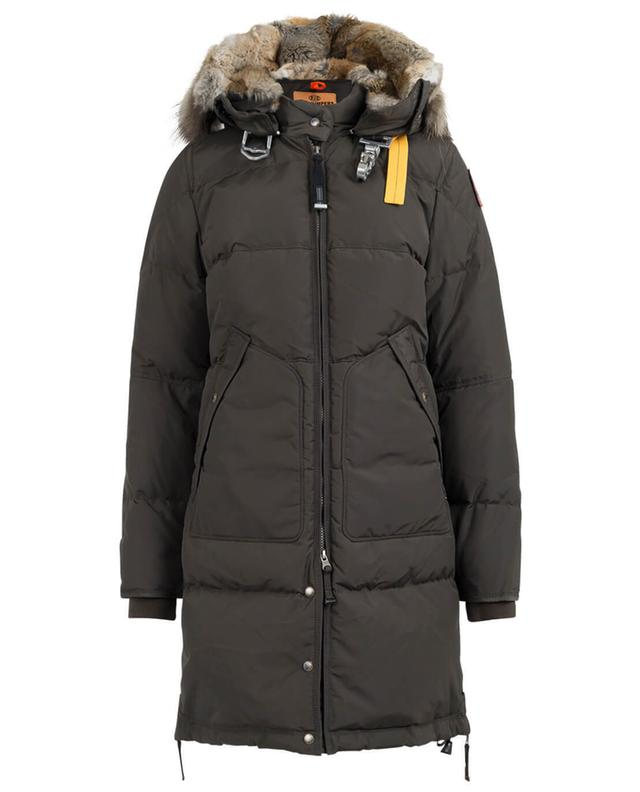Parajumpers parka avec fourrure long bear kaki a39441
