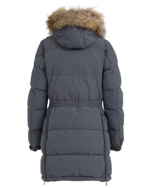 Harraseeket quilted parka with fur PARAJUMPERS Harraseeket quilted parka  with fur PARAJUMPERS 0aedd6040dd