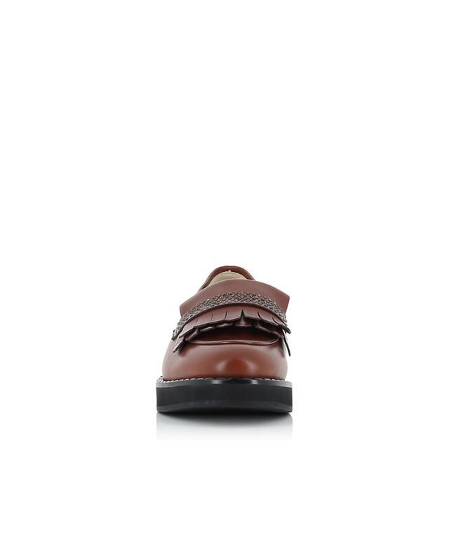 Mocassins en cuir Azzura FABIANA FILIPPI