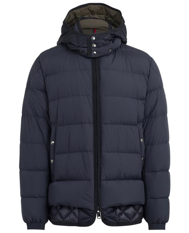 Moncler tanguy quilted jacket blue a39716