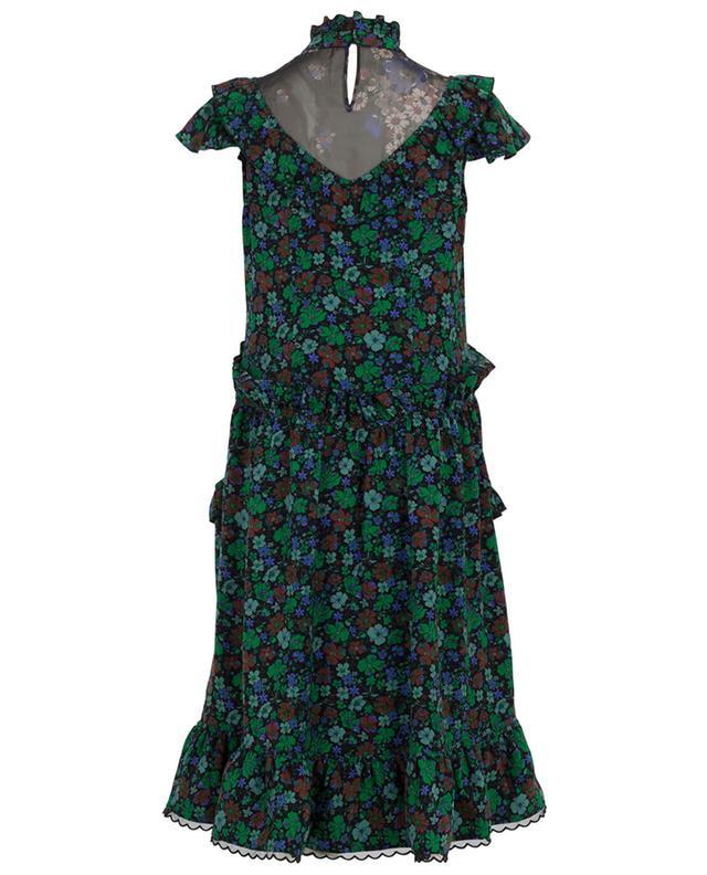Robe sans manches imprimée Daisy COACH