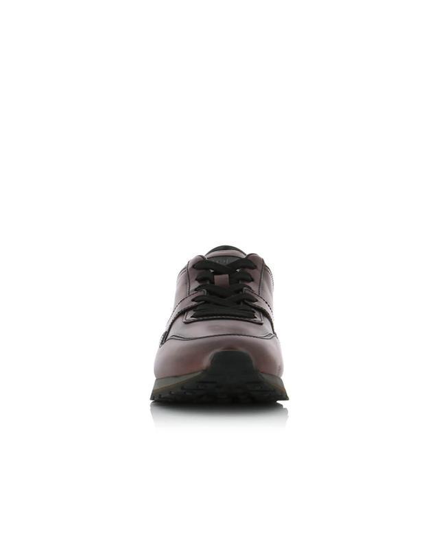 Sneakers aus glattem Leder TOD'S