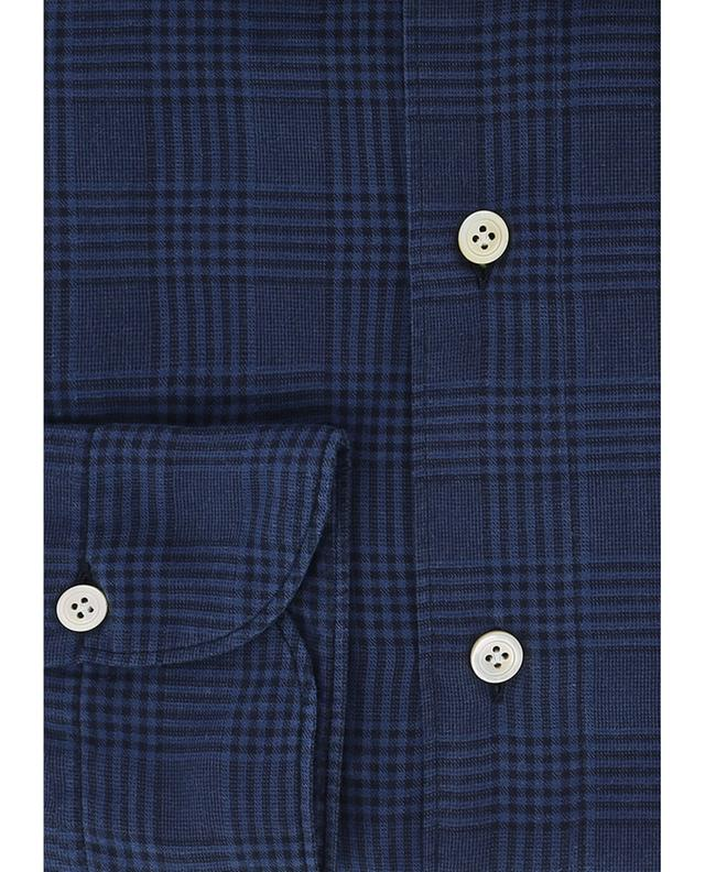 Chemise à carreaux Tokyo Luigi FINAMORE