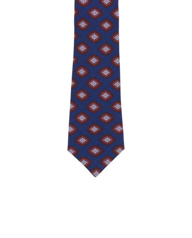 Cravate en soie KITON