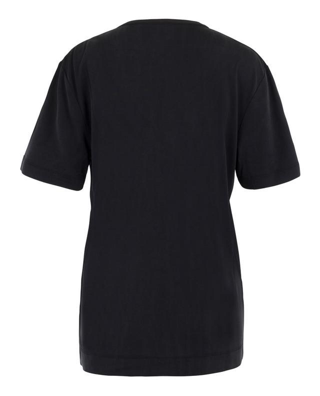 T-shirt en soie mélangée JOSEPH